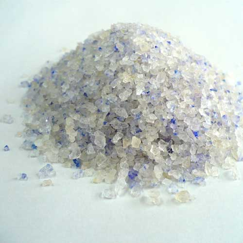 ブルー岩塩(ペルシャ岩塩:バスソルト) ミル 1kg【誕生日 バースデー プレゼント 贈り物 ギフト お祝い】の画像3枚目