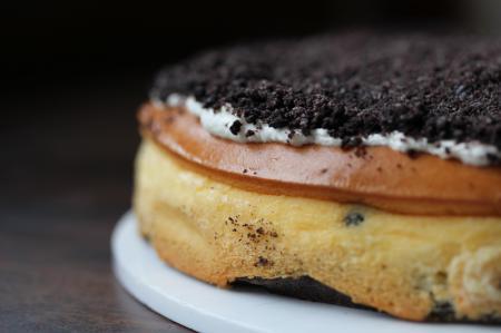 クッキー&クリームチーズケーキ【スイーツ バースデー 誕生日 ギフト 贈り物】【スイーツ > 洋菓子】記念日向けギフトの通販サイト「バースデープレス」
