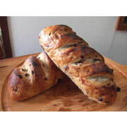シナモンぱん/天然酵母パン【天然酵母 パン 食品 ギフト】の画像1枚目