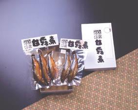 鮎の甘露煮詰合せ【煮 No.2(紙箱入り)】::1745【食品】記念日向けギフトの通販サイト「バースデープレス」