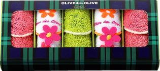 ふんわりやさしい色合いとさわりごこち!毎日が楽しくなるオリーブ デ オリーブ デイジーギフト。【OD1052】::1759【日用品雑貨・手芸】記念日向けギフトの通販サイト「バースデープレス」