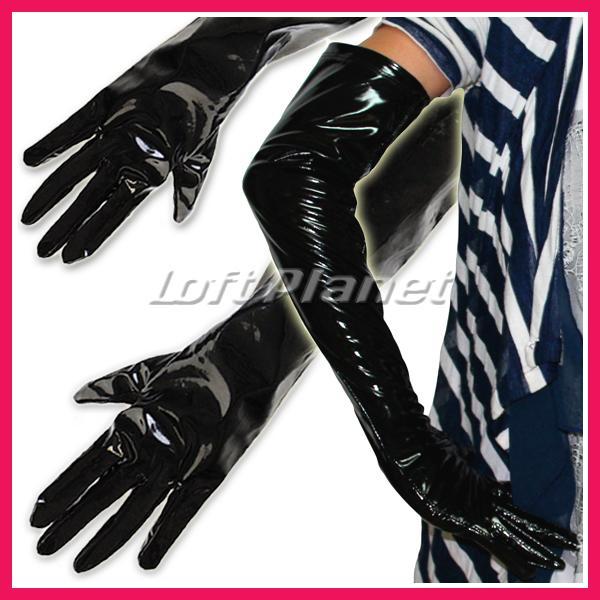 ロンググローブPVCエナメル長手袋 DL-LC71048::1861【バッグ・小物・ブランド雑貨】記念日向けギフトの通販サイト「バースデープレス」