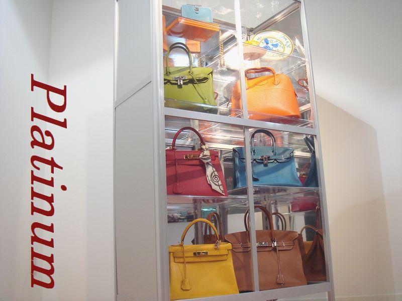 ブランドコレクションケース(Platinum) 前面ガラス+3面ミラータイプ::1872【バッグ・小物・ブランド雑貨】記念日向けギフトの通販サイト「バースデープレス」