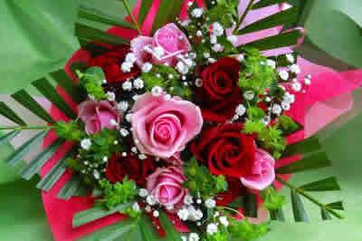 恋人たちのブーケ【花・ガーデン・DIY > フラワー】記念日向けギフトの通販サイト「バースデープレス」