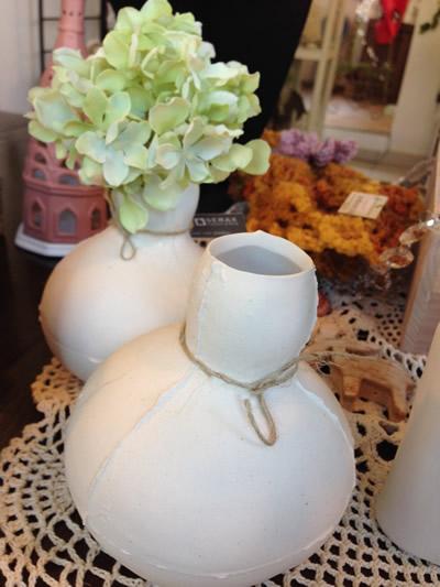 フラワーベース 白【花・ガーデン・DIY > ガーデニング > プランター】記念日向けギフトの通販サイト「バースデープレス」