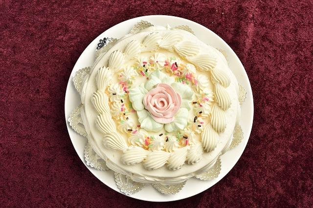 バタークリームデコレーション7号の画像2枚目