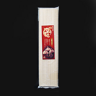 黒にんにく手延べうどん【食品 > 麺類】記念日向けギフトの通販サイト「バースデープレス」