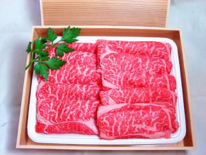 だんらんや 氷見牛ロース すきやき・しゃぶしゃぶ用セレブ(500g)【食品 > 肉・肉加工品】記念日向けギフトの通販サイト「バースデープレス」