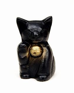 南部鉄器 文鎮 招き猫::2035【バッグ・小物・ブランド雑貨】記念日向けギフトの通販サイト「バースデープレス」