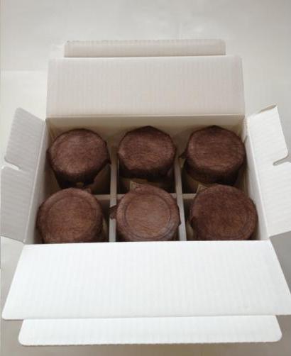 宇奈月ビールとうふプリン・カモシカ6個入セット