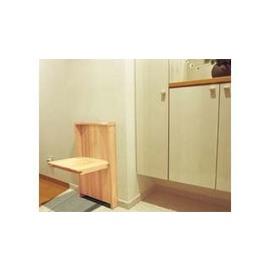介護/壁付折りたたみ椅子 介護用でじゃまにならなくて便利です!::2157【バッグ・小物・ブランド雑貨】記念日向けギフトの通販サイト「バースデープレス」