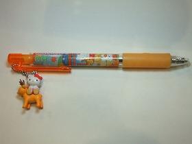キティボールペン 「宮島鹿乗り巫女」::2230【バッグ・小物・ブランド雑貨】記念日向けギフトの通販サイト「バースデープレス」