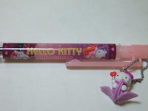 キティ ボールペン「折りツル」 本体ピンク::2230【バッグ・小物・ブランド雑貨】記念日向けギフトの通販サイト「バースデープレス」