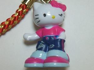キティ根付け 「岡山 ジーンズ」::2230【バッグ・小物・ブランド雑貨】記念日向けギフトの通販サイト「バースデープレス」