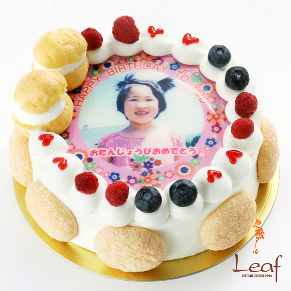 とっておきのケーキでお祝い♪誕生日におすすめのオーダーケーキ