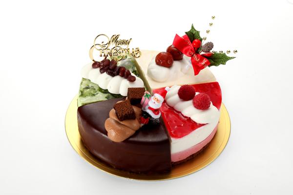 豪華なクリスマスケーキでリッチなクリスマスを過ごしたい!