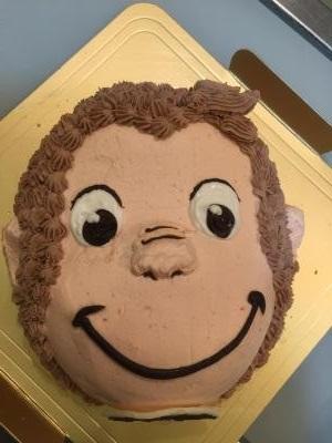 立体キャラクターデコレーションケーキ(T)4号 12cmの画像4枚目