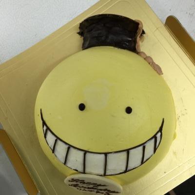 立体キャラクターデコレーションケーキ(T)4号 12cmの画像3枚目