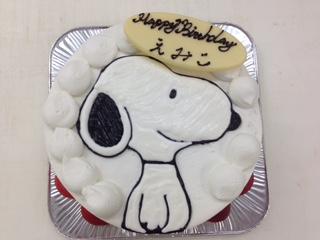 キャラクターケーキ5号(15cm)【バースデーケーキ 誕生日ケーキ デコ バースデー】の画像3枚目