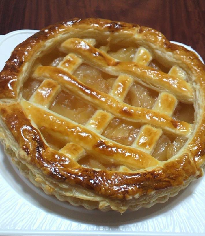 アップルパイ6号【誕生日 バースデー ケーキ デコ】