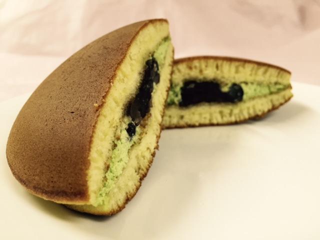 北海道産大納言小豆と京都和束産宇治抹茶使用!どら焼き6個セット