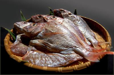 瀬戸内 弓削島産 天然真鯛の干物セット【7枚】【食品】記念日向けギフトの通販サイト「バースデープレス」