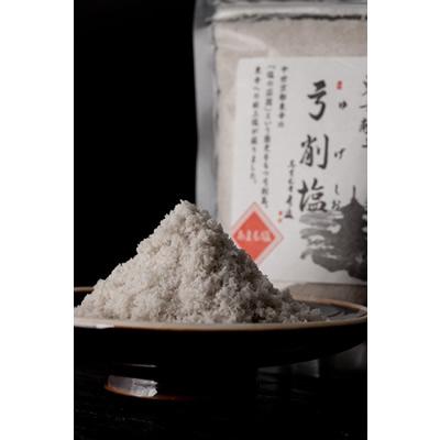 東寺献上 弓削塩 あまも 80g