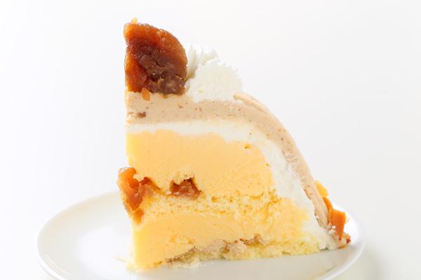 デラックスモンブラン 5号(直径15cm)【バースデー 誕生日 ケーキ スイーツ お取り寄せ】の画像4枚目