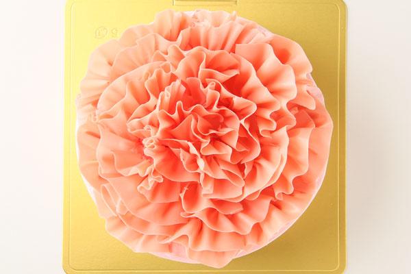 フラワーショートケーキ 4号 12cmの画像2枚目