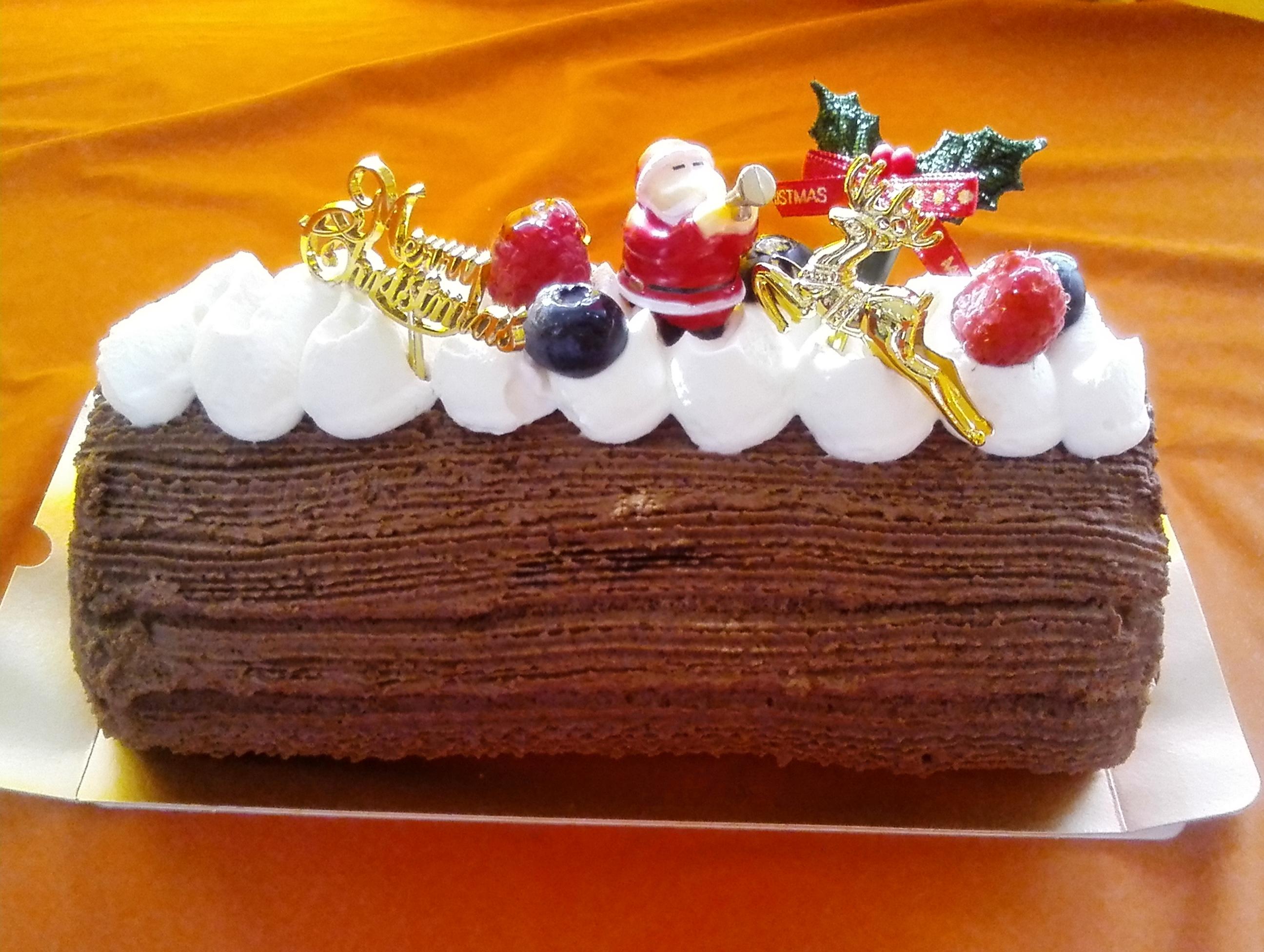 今年はチョコレートで決まり!大切な人と食べるクリスマスケーキ