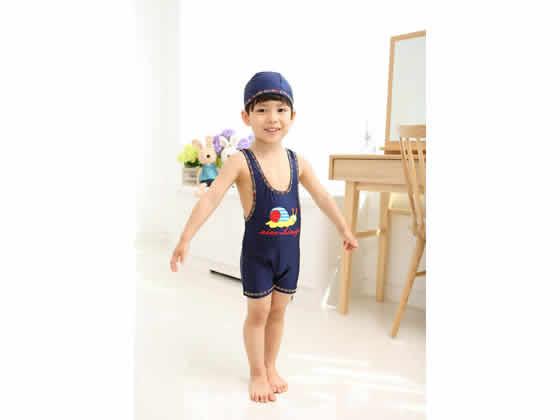 子ども用水着 かたつむり(90~130cm)::2678【バッグ・小物・ブランド雑貨】記念日向けギフトの通販サイト「バースデープレス」