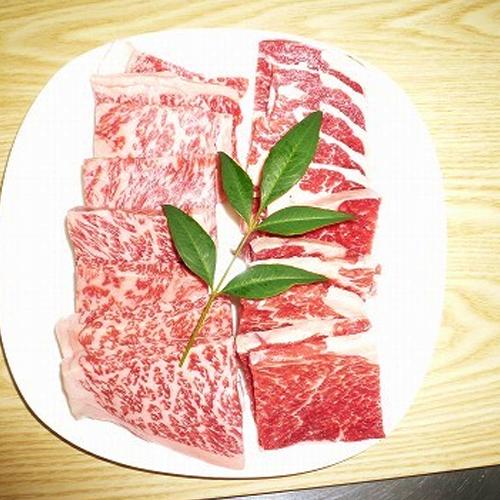 和牛特選ロース&イベリコ豚ミックス 焼肉Aセット::2702【食品】記念日向けギフトの通販サイト「バースデープレス」