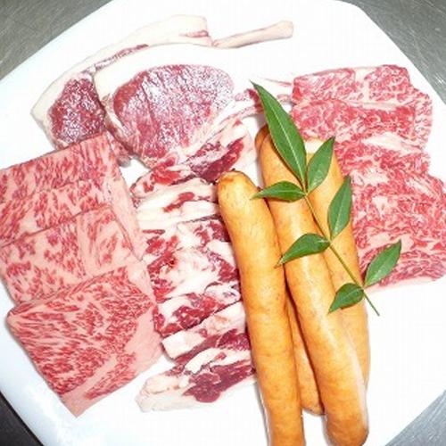 特選和牛&イベリコ豚&ラム肉ミックス 焼肉Bセット::2702【食品】記念日向けギフトの通販サイト「バースデープレス」