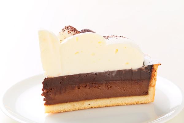 生チョコタルト フォトケーキ 5号 15cmの画像4枚目