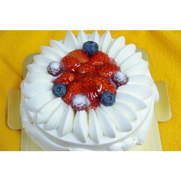 数量限定 10台!!いちごのデコレーションケーキ5号 【スイーツ > 洋菓子】記念日向けギフトの通販サイト「バースデープレス」