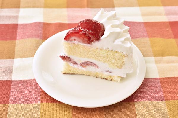 生クリームデコレーションケーキ4号【誕生日 バースデーケーキ いちご】の画像3枚目