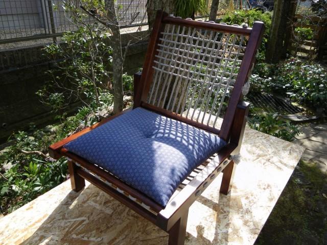 ロープ椅子(シナ)::2794【バッグ・小物・ブランド雑貨】記念日向けギフトの通販サイト「バースデープレス」