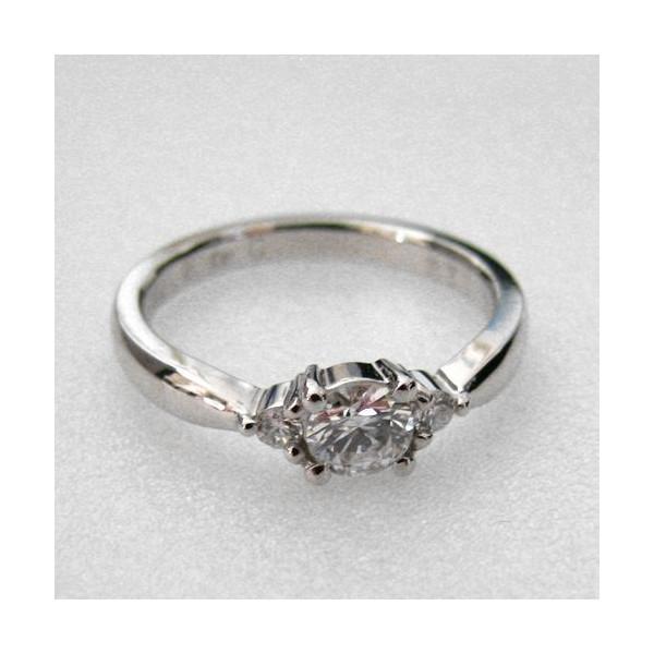 婚約指輪 エンゲージリング プラチナ ダイヤモンドリング 0.25ctAT-213-3::2799【バッグ・小物・ブランド雑貨】記念日向けギフトの通販サイト「バースデープレス」