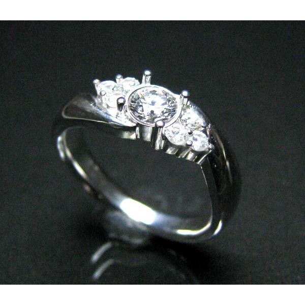 婚約指輪エンゲージリング プラチナダイヤモンド3exER003-3::2799【バッグ・小物・ブランド雑貨】記念日向けギフトの通販サイト「バースデープレス」