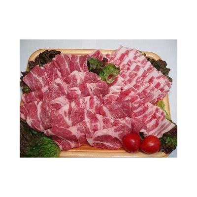 茨城県産豚焼肉セット(豚肩ロース 750g 豚バラ肉 850g)::2832【バッグ・小物・ブランド雑貨】記念日向けギフトの通販サイト「バースデープレス」