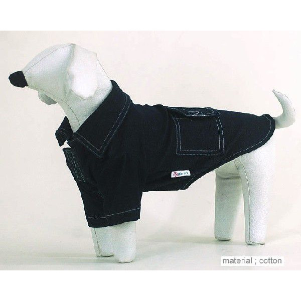 大型犬 犬の服 デニム カウボーイシャツ ::2942【バッグ・小物・ブランド雑貨】記念日向けギフトの通販サイト「バースデープレス」