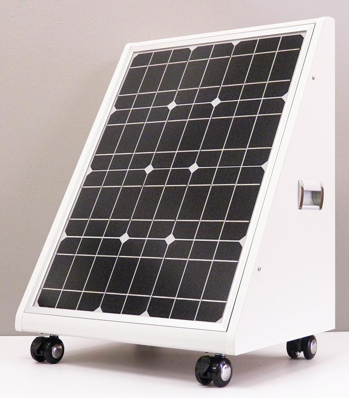 非常用電源【停電対策】【家庭用蓄電池】ソーラー蓄電 WinSideSolar EB-Lite::2982【バッグ・小物・ブランド雑貨】記念日向けギフトの通販サイト「バースデープレス」