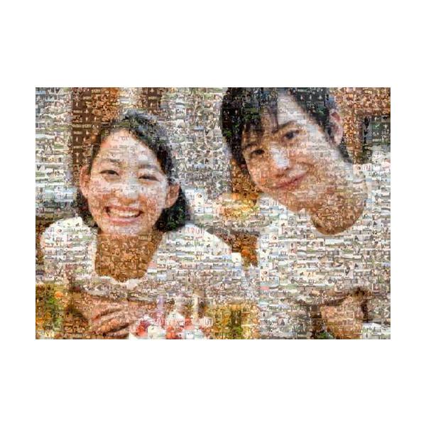 モザイクアート・フォトモザイク A1サイズ::3046【バッグ・小物・ブランド雑貨】記念日向けギフトの通販サイト「バースデープレス」