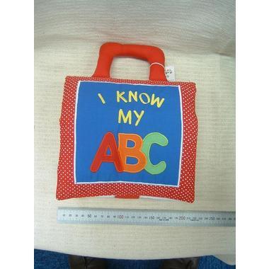 布絵本。ABCブック::3074【バッグ・小物・ブランド雑貨】記念日向けギフトの通販サイト「バースデープレス」
