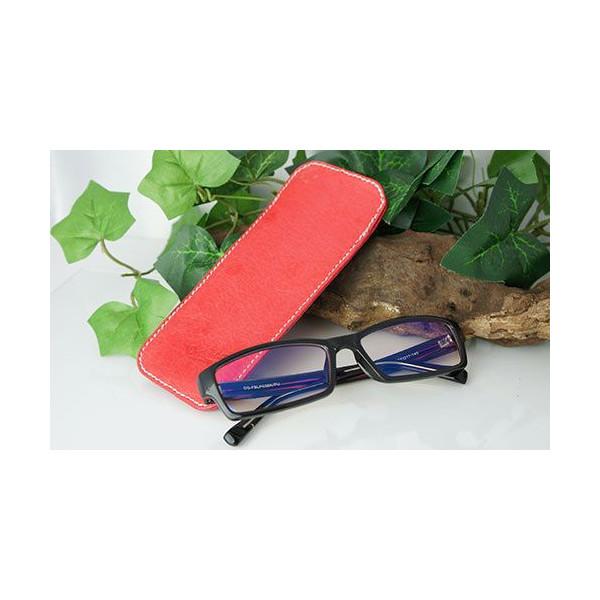 信州産鹿革 眼鏡ケース::3091【バッグ・小物・ブランド雑貨】記念日向けギフトの通販サイト「バースデープレス」
