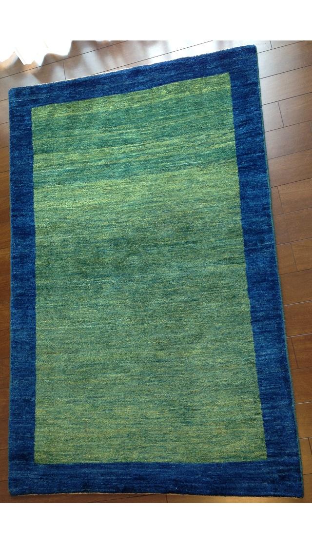 イラン産手織りギャッベ1307(横95cm×縦155cm)::3180【バッグ・小物・ブランド雑貨】記念日向けギフトの通販サイト「バースデープレス」