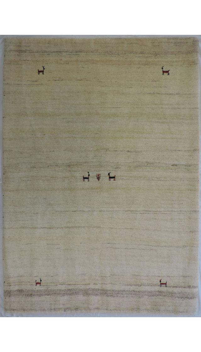 イラン産手織りギャッベ1309(横105cm×縦147cm)::3180【バッグ・小物・ブランド雑貨】記念日向けギフトの通販サイト「バースデープレス」