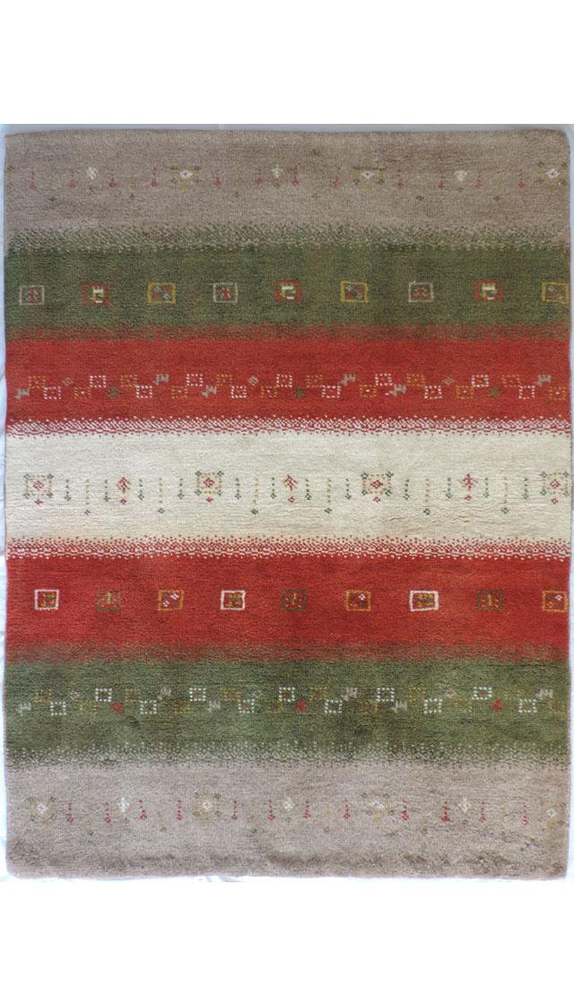 イラン産手織りギャッベ1312(横102cm×縦141cm)::3180【バッグ・小物・ブランド雑貨】記念日向けギフトの通販サイト「バースデープレス」