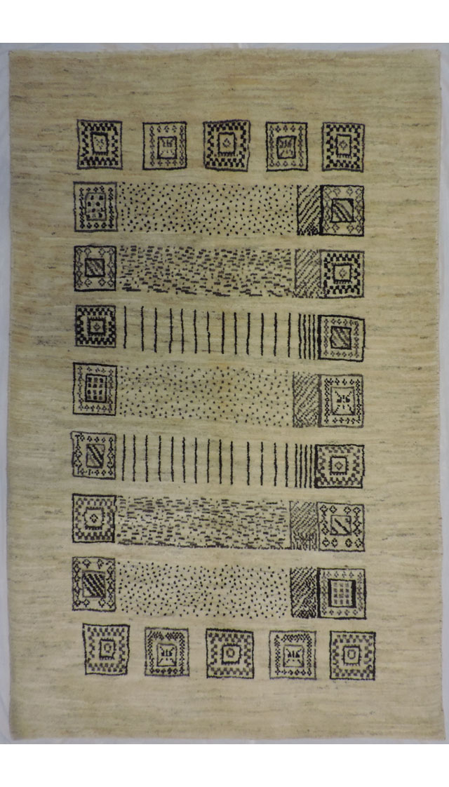 イラン産手織りギャッベ1317(横82cm×縦134cm)::3180【バッグ・小物・ブランド雑貨】記念日向けギフトの通販サイト「バースデープレス」