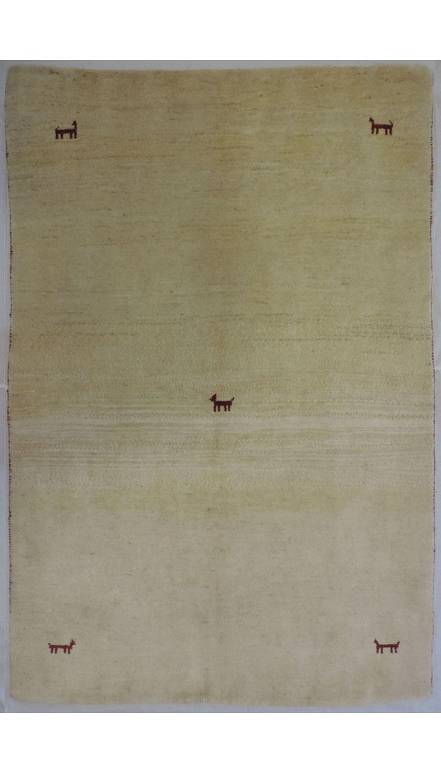 イラン産手織りギャッベ1319(横99cm×縦147cm)::3180【バッグ・小物・ブランド雑貨】記念日向けギフトの通販サイト「バースデープレス」